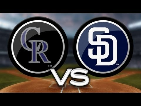 9/7/13: Gyorko, Ross carry Padres to win over Rockies