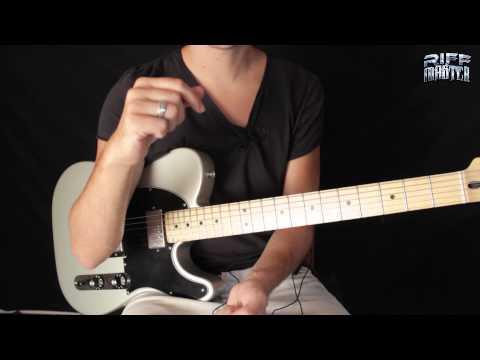 Como Crear Una Cancion de Rock Usando Arpegios - Aprende a Crear RIffs