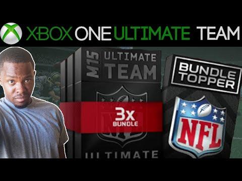 ULTIMATE PACKS REVIEW! - Madden 15 Ultimate Team Pack Opening: Ultimate Pack Bundle