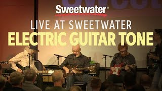Live At Sweetwater Electric Guitar Tone With Tim Pierce Butch Walker Co