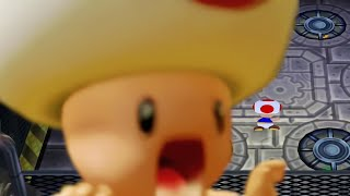 Toad Screaming Moments - Mario Party 9