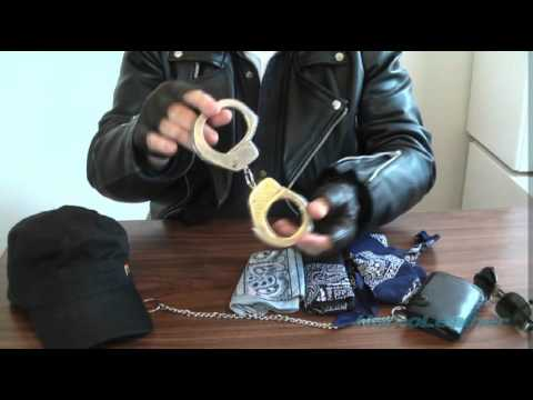 Gay Leather - Accessories   Accesorios De Un Gay Leather video
