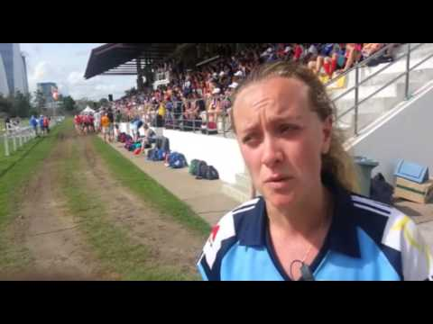 Asian Gaelic Games 2013 finals in Malaysia