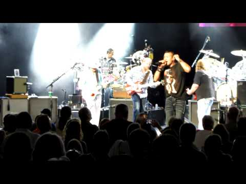 Sunshine of Your Love - Santana with Derek Trucks and Warren Haynes - SPAC 2012-07-27