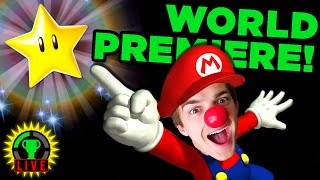 Mario Party Star Rush WORLD PREMIERE! (Feat. Andre the Black Nerd and RunJDRun)