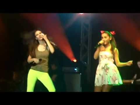 L.A. Boyz (Victoria Justice & Ariana Grande)
