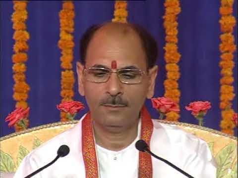 Sudhanshu Ji Maharaj Bhajan Tere Dar Ko Chodkar Kis Dar video