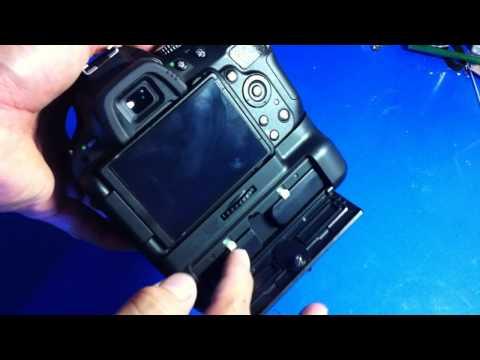 D5100 battery grip review!