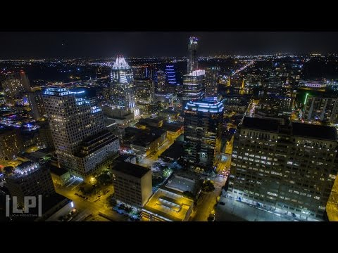DJI Inspire - Aerial Austin Trailer (HD)