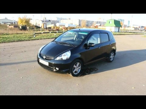 2007 Honda Jazz. Start Up, Engine, and In Depth Tour.