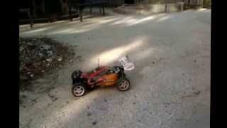 RC 1/10 buggy extreme Show woow