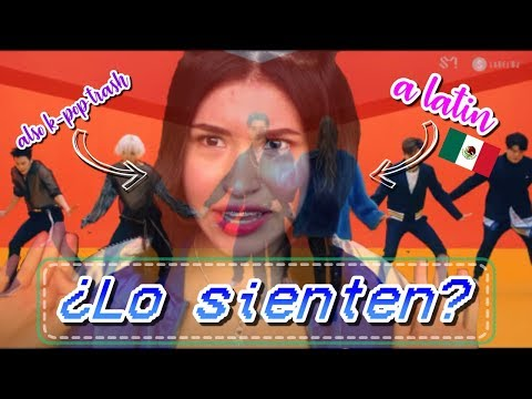 K-pop fan latina (yop) reacciona a 'LO SIENTO' SUPER JUNIOR 슈퍼주니어 ft. Leslie Grace 💋
