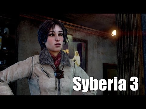 Syberia 3 - Серия 3 (Недопобег)