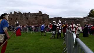 Ludlow Castle All v All Boghurt 2015