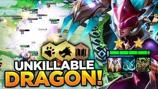 UNKILLABLE SHAPESHIFTER DRAGONS! | Teamfight Tactics