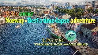 Relax corner - Norway- Best a time-lapse adventure - LPG 86