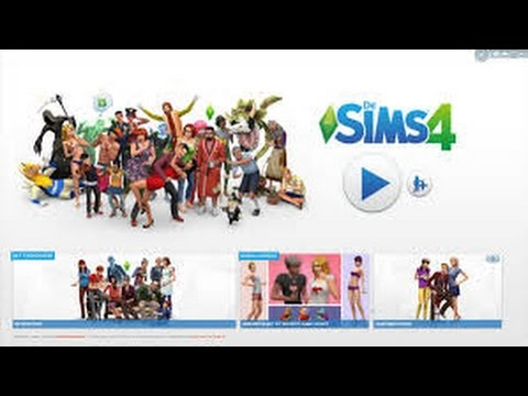Simulation Sunday 06/07/2015 - Sims 4 with Celebrity World and Retail Store - Part 1