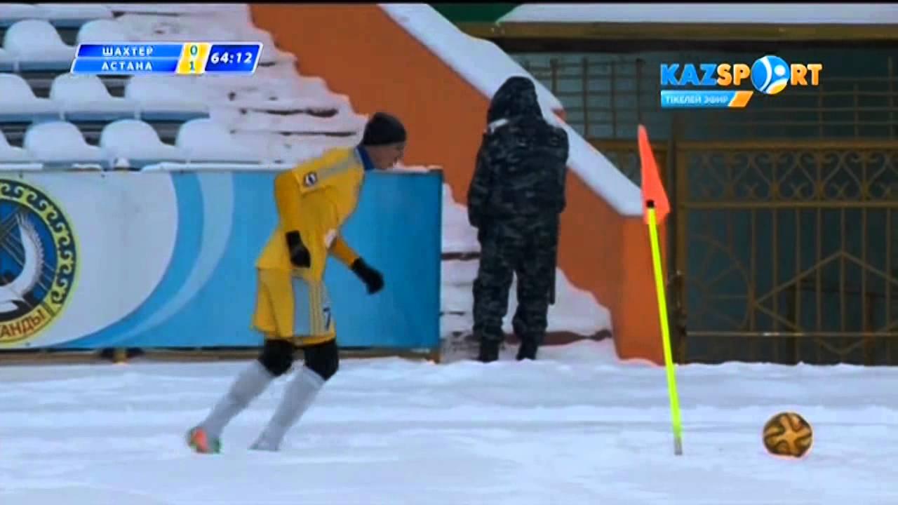 FC Shakhtyor Karagandy 0-2 Lokomotiv Astana