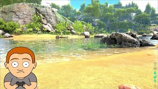 Ark Survival Evolved Titan X Pascal Epic Settings 1080p Frame Rate Performance Test
