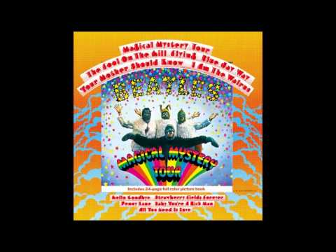 The Beatles - Strawberry Fields Forever video