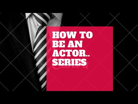 How to be an actor in Bollywood - Reality Check, Auditions, Indian Cinema, Acting related, Mumbai.