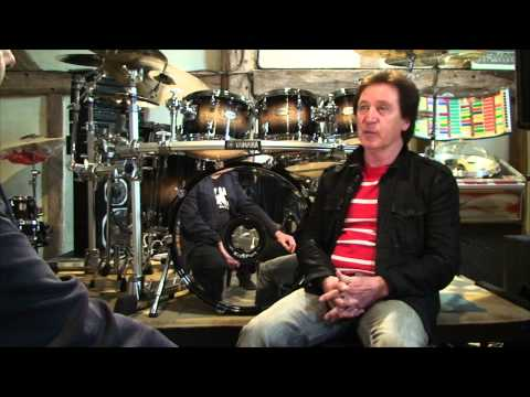 Kenney Jones (The Faces/The Who) - Interview with Spike [PART TWO]