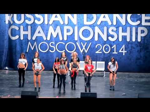 SONYA DANCE TEAM /HIGH HEELS / PROJECT818 RUSSIAN DANCE CHAMPIONSHIP / 4 PLACE