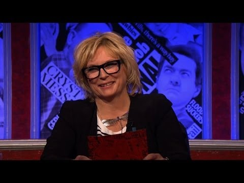 Have I Got News For You | The Clegg/Farage debate | Jennifer Saunders