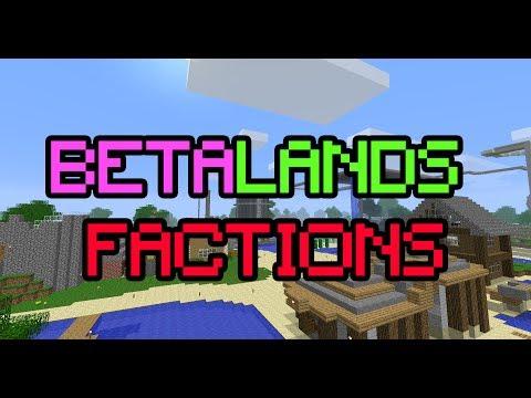 Minecraft - Beta 1.7.3 Factions Server - BetaLands Factions