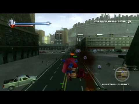 Superman Returns Demo Part 1