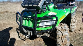 """Drive time"" - Arctic Cat Mud Pro 650"
