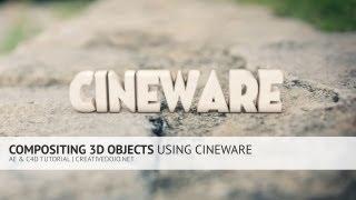 download lagu Ae: Compositing 3d Objects Using Cineware & Cinema 4d gratis