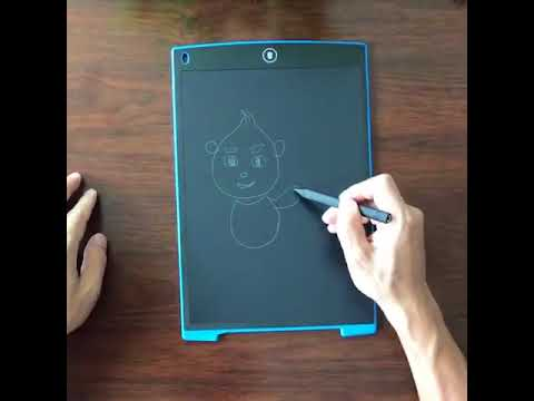12LCD writing tablet handwriting pad digital drawing board