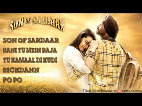Son Of Sardaar Full Songs JukeBox | Ajay Devgn Sonakshi Sinha...