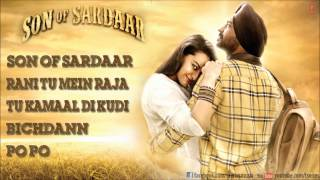 Son Of Sardar - Son Of Sardaar Full Songs JukeBox | Ajay Devgn, Sonakshi Sinha