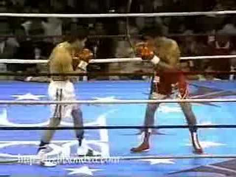 Julio Cesar Chavez VS Jose Luis Ramirez Video