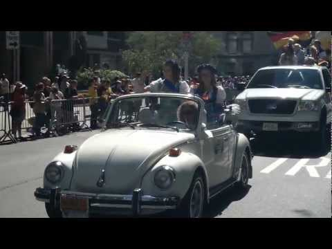 Steuben American Day Parade~2012~NYC~Volkswagon Club~NYCParadelife