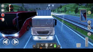 TRUCK SIMULATOR 2018 First Truck Unlocked - Android Ios GamePlay FHD