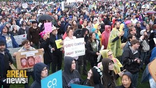 When Science Strikes Back: March for Science Draws Many Thousands Worldwide