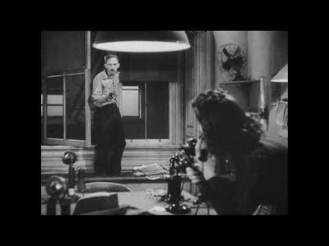 His girl Friday Trailer (1940)