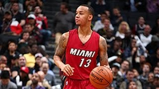 Shabazz Napier Shakes and Bakes in Brooklyn