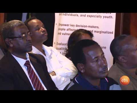 What's New: Coverage on  USAID Heal TB  & CTB Project Held at Sheraton Addis