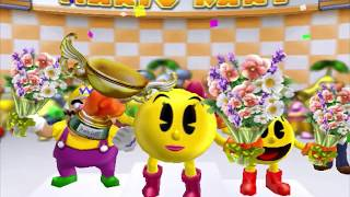 Mario Kart Arcade GP 2 - 100cc Pac Man Cup (Gameplay Completo)