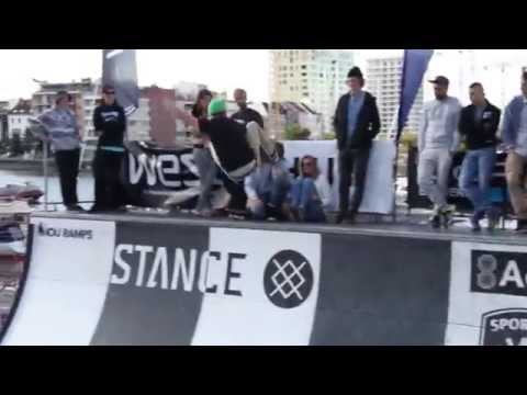 Best Of Antwerp Street Kicks 2014 (Skateboarding)