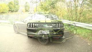 Car Enthusiast S01E01: Tron Mustang