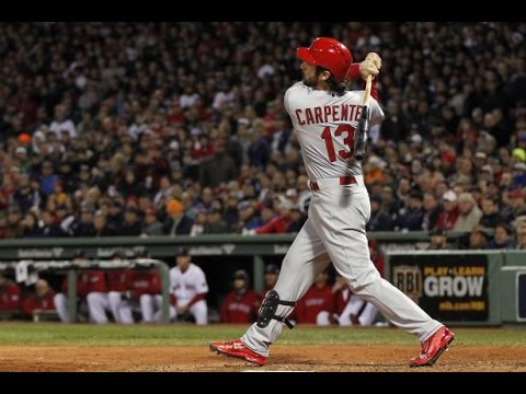 Matt Carpenter 2014 Highlights