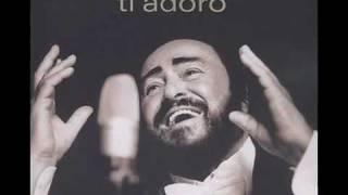 Luciano Pavarotti Video - LUCIANO PAVAROTTI-CARUSO+LYRICS (ITALIAN, ENGLISH & ESPAÑOL)