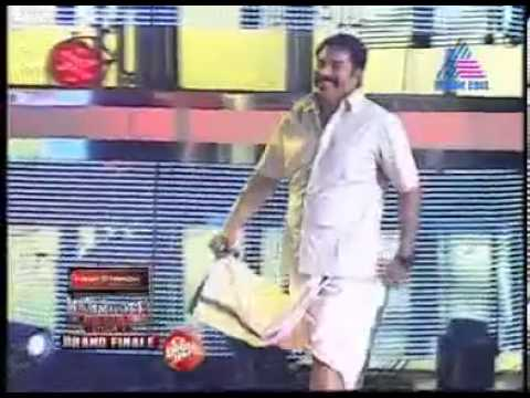 Mammootty The Best Actor Award Grand Finale 08 12 2012 video