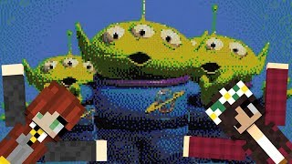 The Andy's mom's car | Toy Story 2 adventure map FINALE w/ Shannon