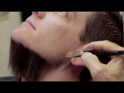 Cosplay Facial Hair Tutorial 72